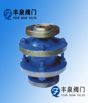 FWL-1管道阻火器
